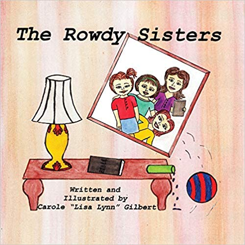 The Rowdy Sisters front cover